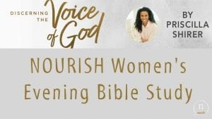 Nourish Evening Bible Study